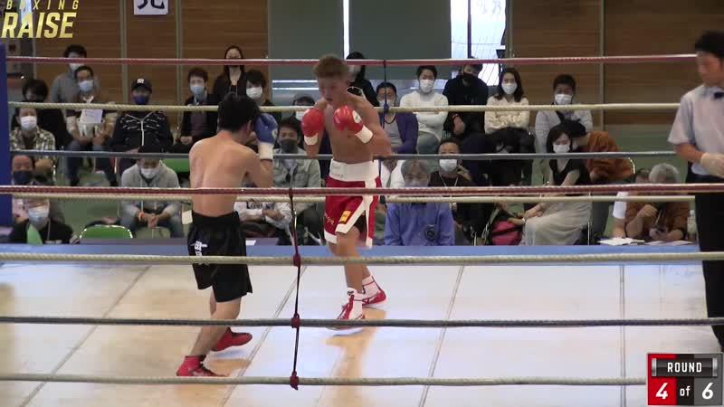 岡田 兼弥 VS 須藤 大介