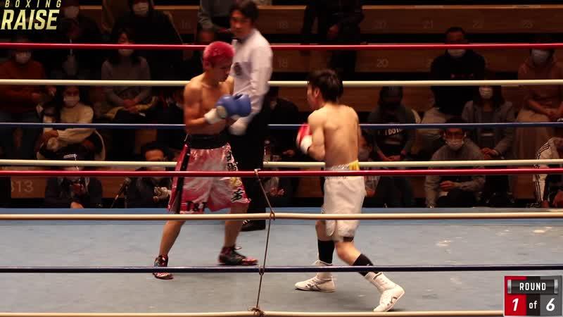 坂田 健太 VS 白鳥 光芳
