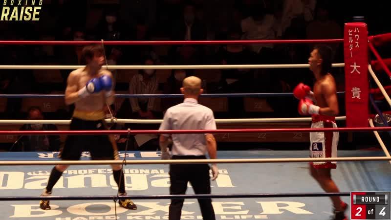 榊原 祐弥 VS 小林 英明