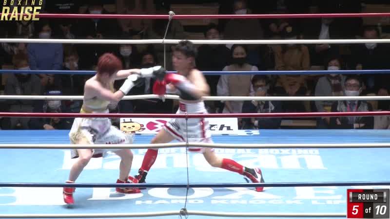 多田 悦子 VS 宮尾 綾香