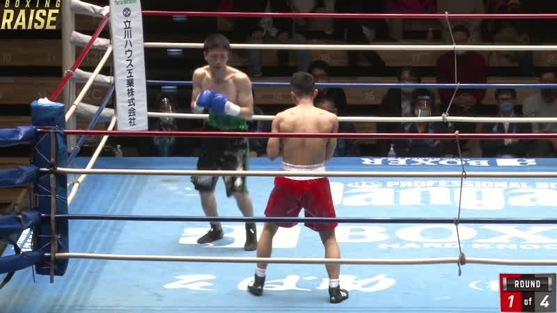 藤田 圭 VS 三浦 成道