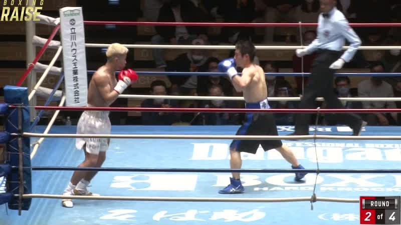 丸田 涼介 VS トト江嵜