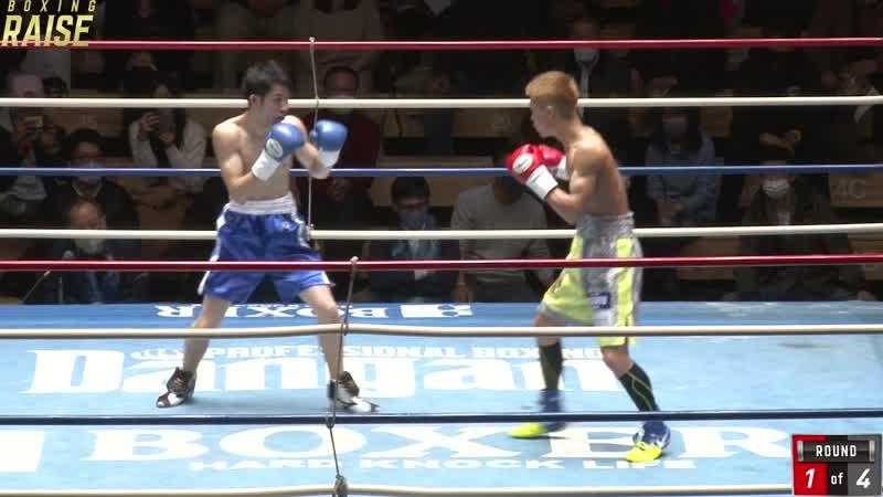 澤田 翔瑠 VS 小野寺 黎斗
