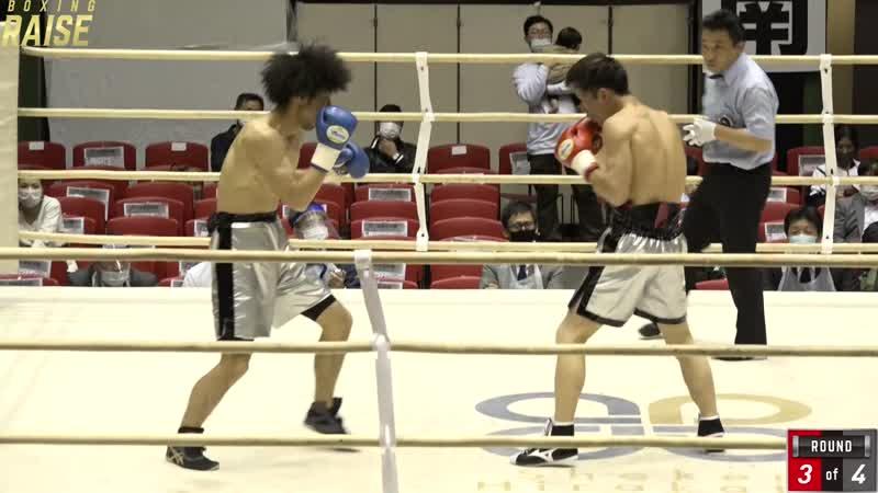 小川 雄弘 VS 前川 琢朗