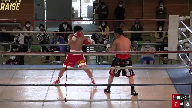 岡田 兼弥 VS 表 祥