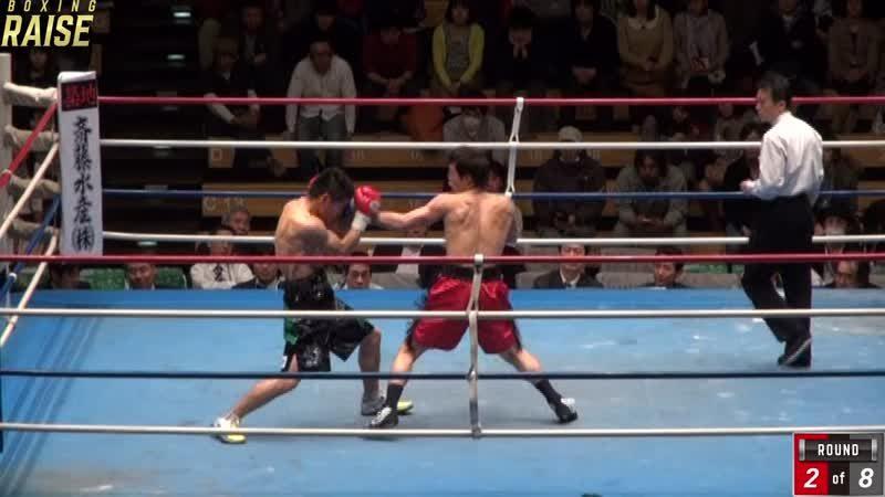 山田 健太郎 VS 一場 仁志