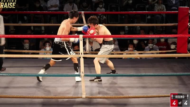 篠塚 将希 VS  井上 翔雄