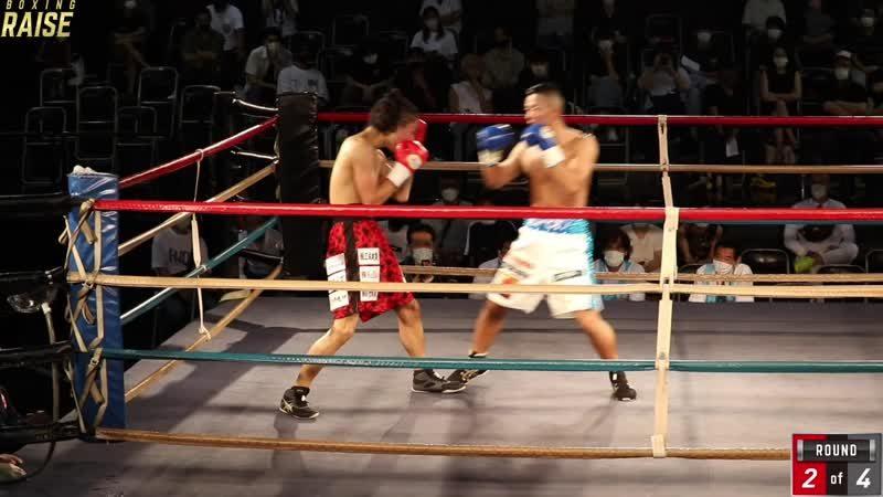 芝野 勝弘 VS スコーピオン金太郎
