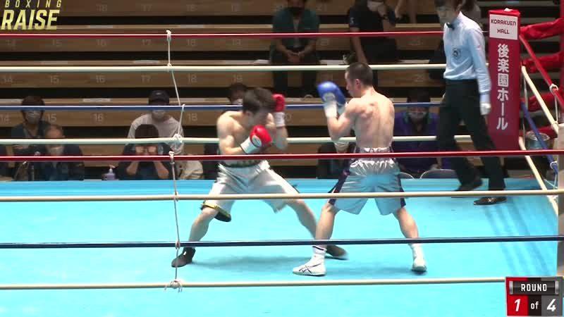 中林 稜太郎 VS 坂本 佳朗