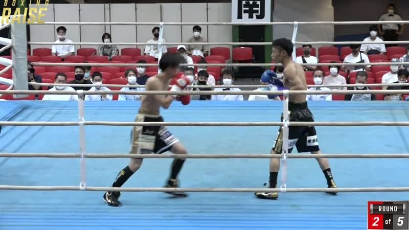 藤本 大輝 VS 初田 翔